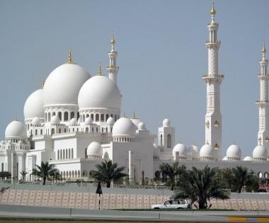 Экскурсия в Абу Даби