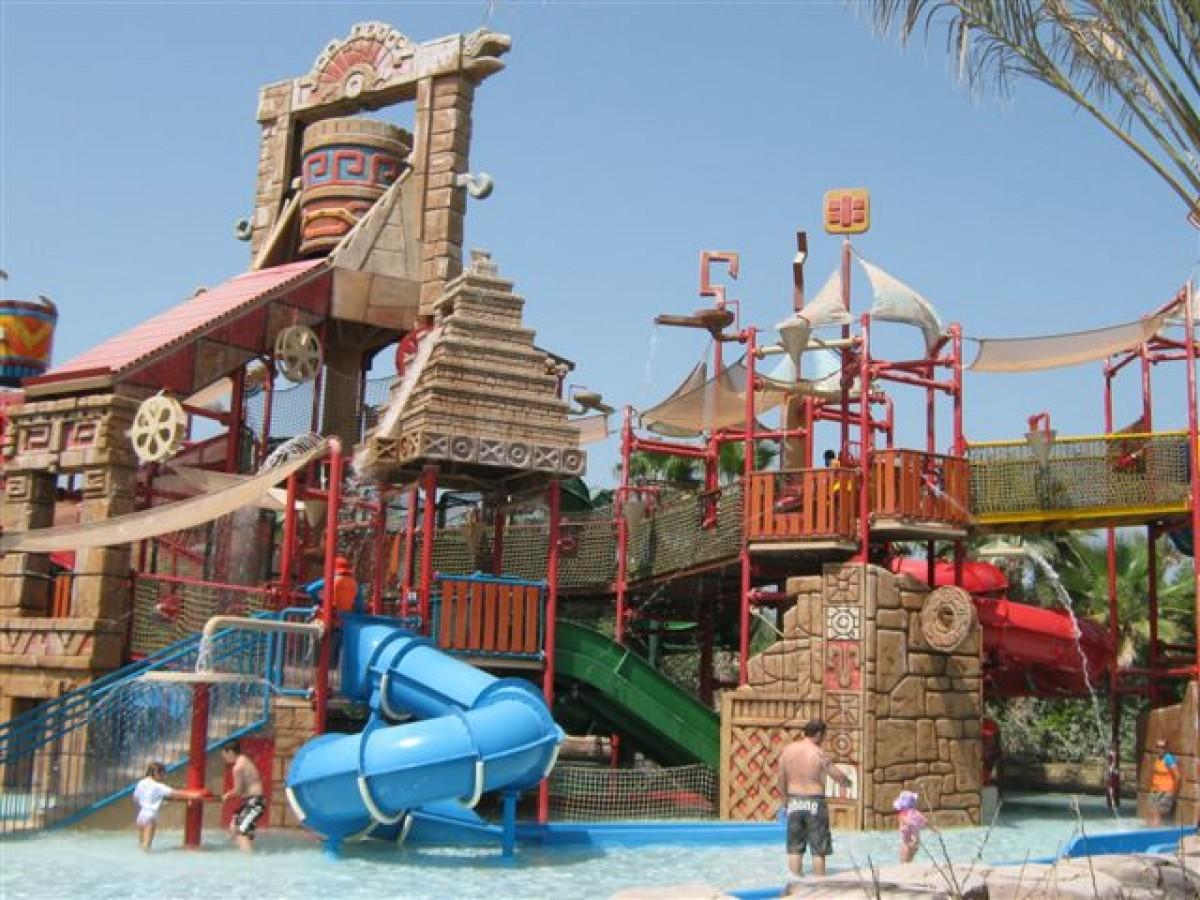 Аквапарки Эмиратов